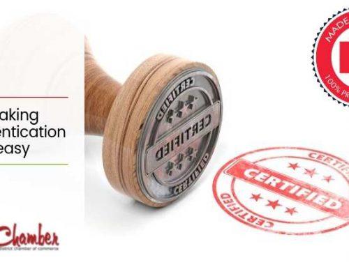 Chamber benefits for export businesses: Certificates of Origin