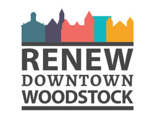 Lets Talk, Woodstock! Have your say in the Downtown Development Plan!
