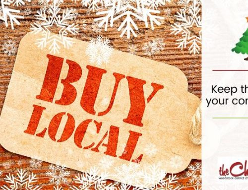 Shop local this Christmas, and help your own business