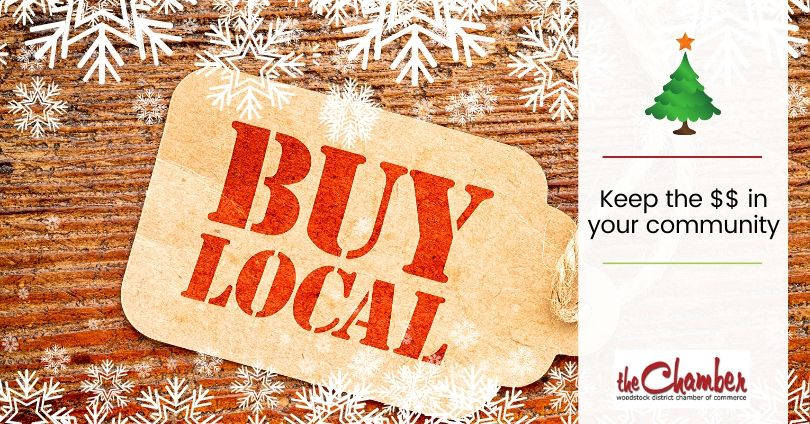 Shop Local Ideas For Woodstock On From Your Local Chamber Of Commerce