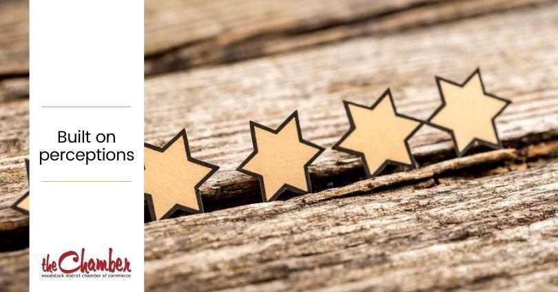 five stars for reputation